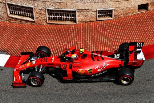 Ferrari's 'Mission Winnow' branding may not return