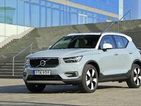 Essai - Volvo XC40:  surprenante alternative