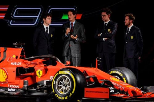 Ferrari puts speed ahead of gloss with SF90 paint job