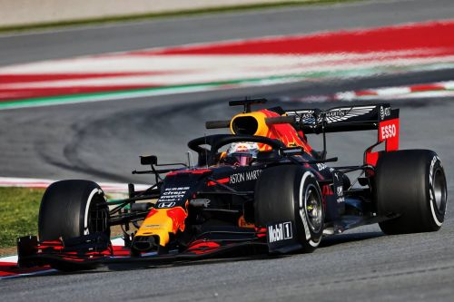 Verstappen: It's not about 'chasing lap times' for Red Bull