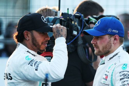 Hamilton: Mutual respect will prevent fall-out with Bottas