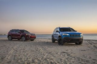 2019 Jeep Cherokee 2 litres turbo, conso maîtrisée