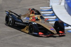 FE - Vergne veut augmenter son avance