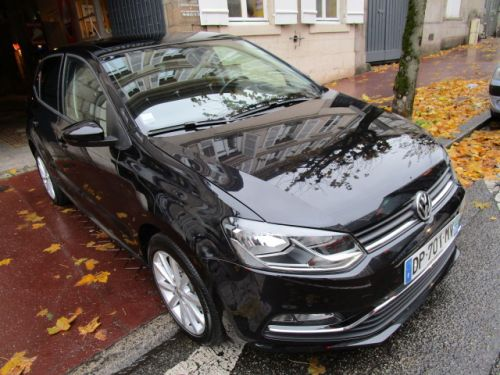 Volkswagen Polo TDI 90 Cv Sport-Line Phase 2 «Panoramique Edition»