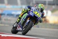 MotoGP - Austin J.2:  Rossi en ballottage favorable