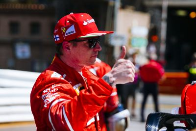 Monaco - Qualifications:  Le grand retour de Räikkönen !