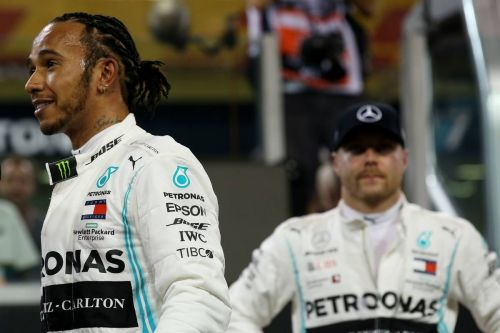 Hamilton 'proud' to put an end to pole drought