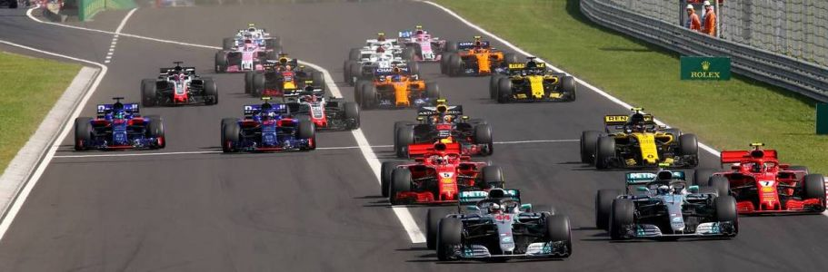 British GP tops 2018 improved attendance figures for F1