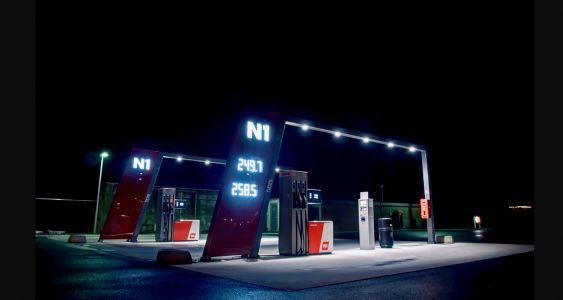 Gas Station (350)