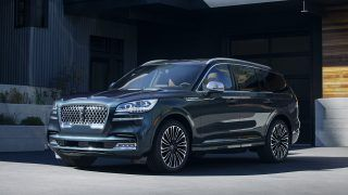 Los Angeles 2018:  Lincoln Aviator