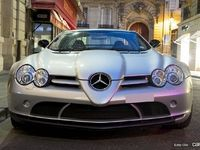 Photos du jour:  Mercedes McLaren SLR