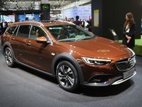 Opel Insignia Country Tourer:  l'allroad d'Opel - En direct du salon de Francfort