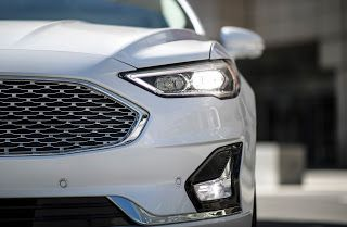 New York 2018, 2019 Ford Fusion