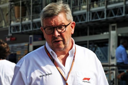 Brawn encouraged by initial signs of impact of new aero rules
