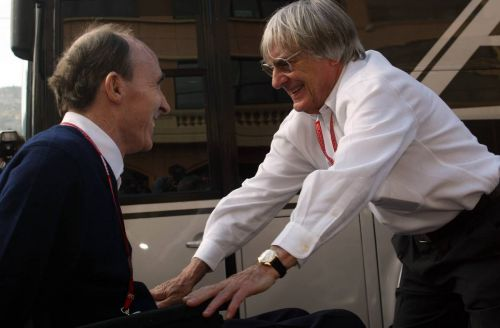 Ecclestone 'looking around' for a buyer for Williams