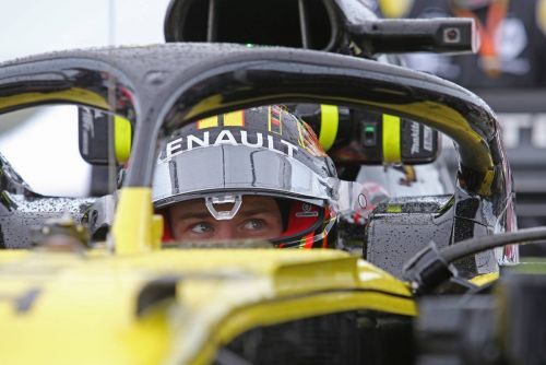 Hulkenberg insists F1 future 'out of my control'