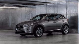 Mazda lance la CX-3 Exclusive Edition