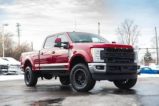 2018 Roush F-250, belle bête