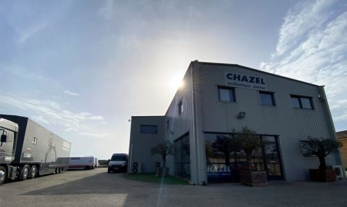 Chazel Technologie Course vise le TC France en 2021