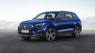 Paris 2018 : Seat Tarraco