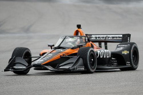 Aeroscreen now fully deployed in IndyCar