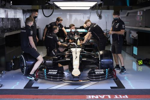 Mercedes reckons budget cap could deliver 'performance advantage'
