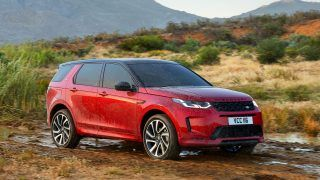 Land Rover Discovery, restylage techno