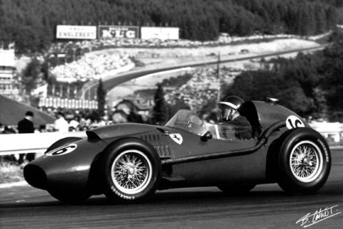 Remembering Britain's first F1 world champion - Mike Hawthorn