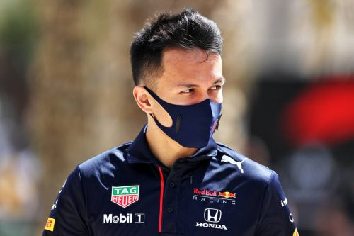 Albon: DTM drive about 'keeping fit', not a path back to F1
