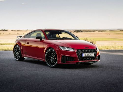 "Audi TTS (2020):  320 ch en version ""Competition Plus"""