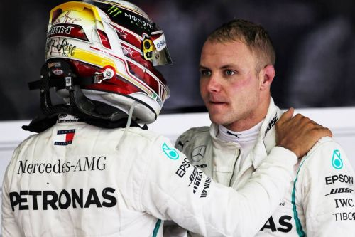 Rosberg: Bottas 'a lot better' than what he showed in 2018