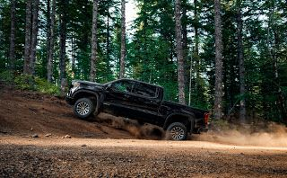Détroit 2019, 2019 GMC Sierra AT4 Off-Road Performance Package