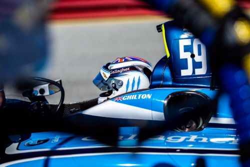 Chilton returns to Carlin for part-time IndyCar programme