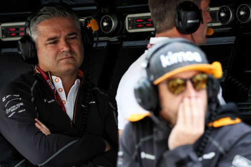 McLaren still undecided on using Alonso in Barcelona