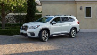 Los Angeles 2017 : Subaru Ascent