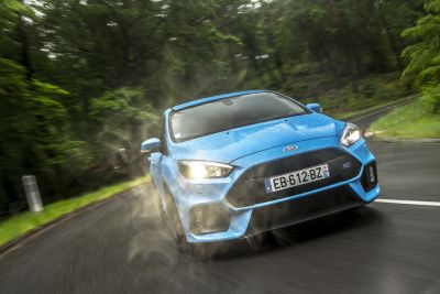 Ford Focus RS 2017:  nouveau pack « Performance » pour la Focus RS 350