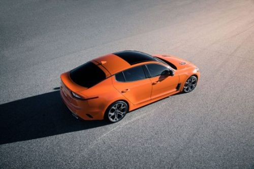 New York 2019 : Kia Stinger GTS