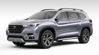 New York 2017: Subaru Ascent