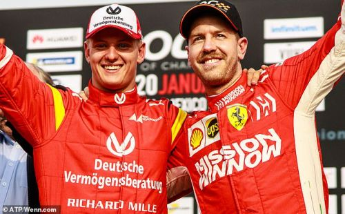 Mick sees 'good sides and bad sides' of being a Schumacher