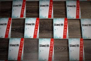 """Stand 86"", le roman de Laurent Guichard est disponible"