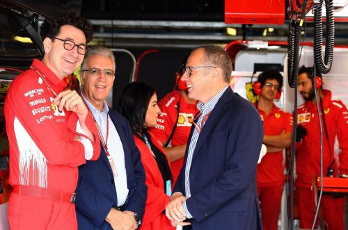 Domenicali: Ferrari gave up demands for F1's greater-good