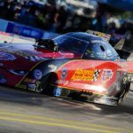 Courtney Force s'illustre lors des qualifications