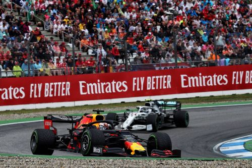 Tyres and aero key to improving F1's show - Horner
