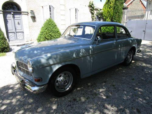 Volvo Amazon B18 1.8L 75 Cv Type 121 Coupé de Collection