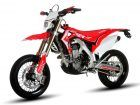 Voici la Honda CRF 450 Supermoto RS !