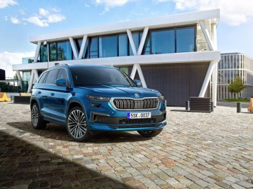 Skoda Kodiaq (2021):  case restylage pour le SUV 7 places