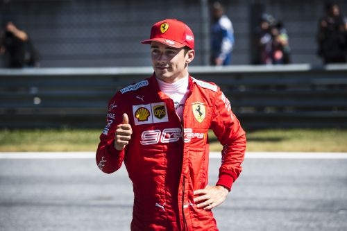 Italie - Qualifications:  Leclerc en pole pour Ferrari !
