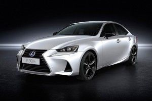 La Lexus IS 300h en version Sport Edition