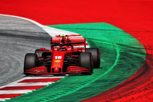 Ferrari struggle in qualifying: 'that's where we are'