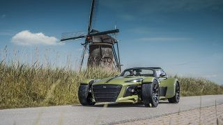 Donkervoort D8 GTO-JD70:  fréquence 2G